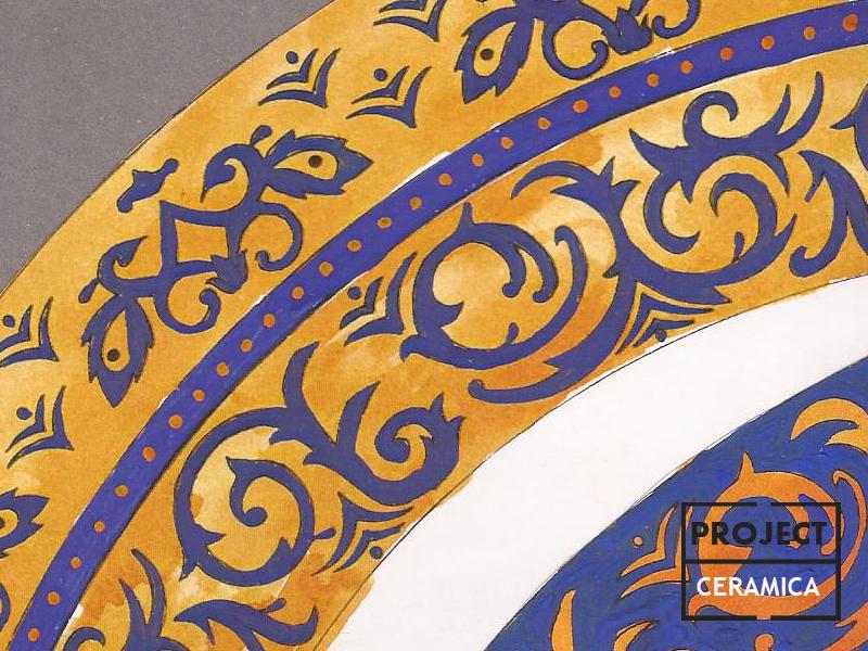Diseño de Vajillas Porcelana